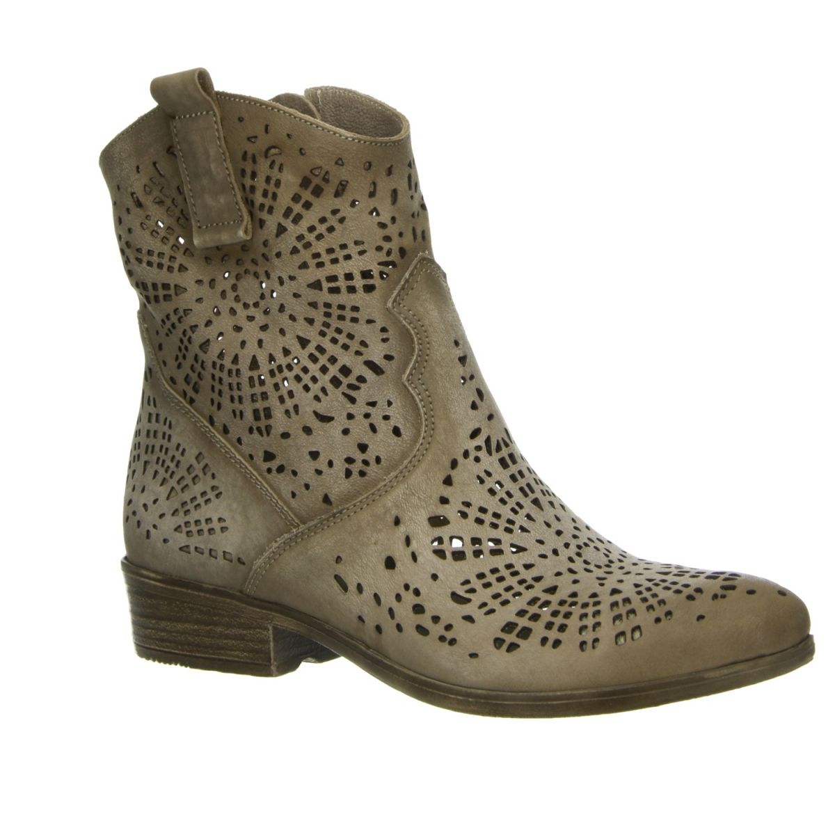 best sneakers 97389 6ff2e Kim Kay - Stiefelette Taupe im Salamander Onlineshop ...