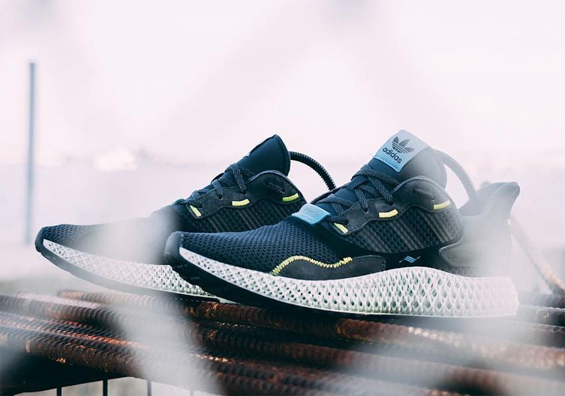 5640fa083 adidas ZX4000 4D Carbon Release Info