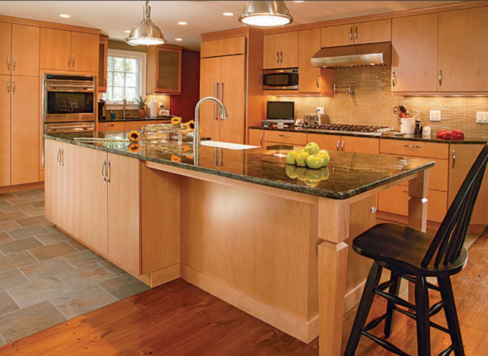 How To Build A Kitchen Island With Cabinets | Kitchen ...