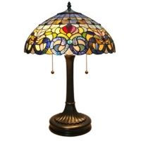 Reproduction Tiffany Style Micheline Lamp Tiffany Table Lamps
