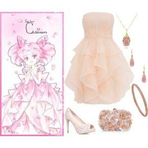 Pretty Soldier Sailor Moon Formal: Chibiusa (Sailor Chibi Moon)