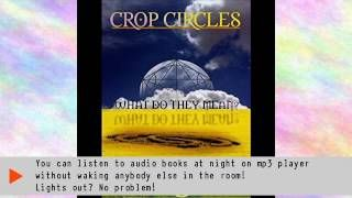 Listen to Crop Circles Audiobook by Andy Thomas, narrated by Theo Chalmers, Andy Thomas