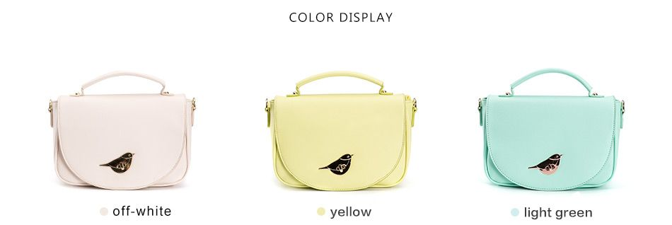 Bird Shoulder Bag
