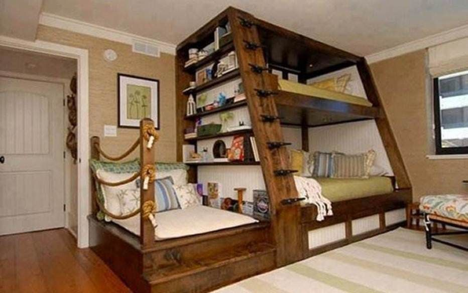 Bunk Bed Design For Adults