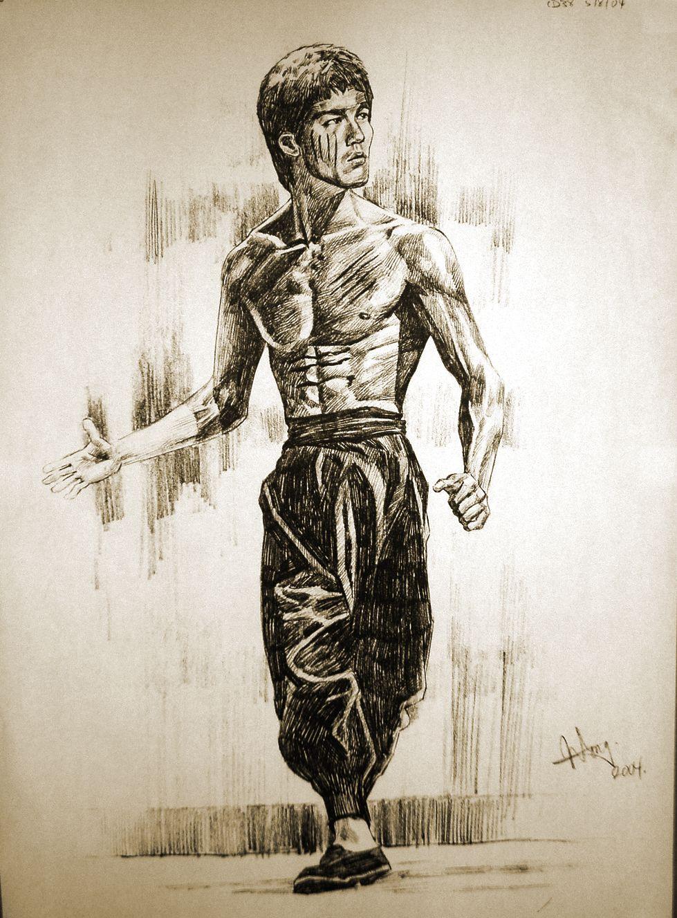 Bruce Lee Bruce Lee Martial Arts Bruce Lee Art Bruce Lee Pictures
