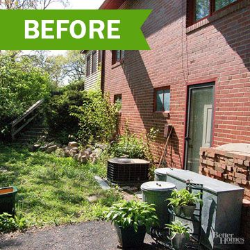 Before-and-After Garden Makeovers | Garden makeover, Amazing gardens ...