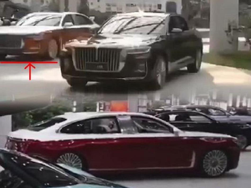 هونغ تشي أتش 9 بلاس 2021 الجديدة تماما نسخة الليموزين من السيدان الصينية الفائقة الفخامة موقع ويلز Suv Car Vehicles