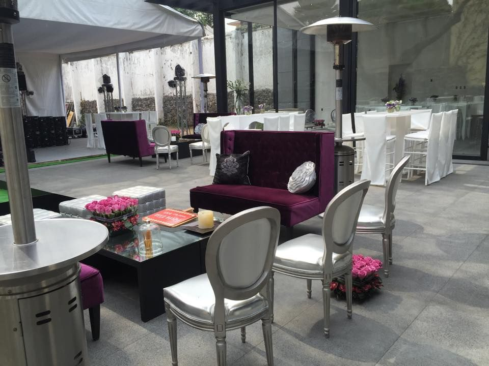 Salas Lounge   Mesas Periqueras   Salas Vintage   Renta De Salas - salas vintage