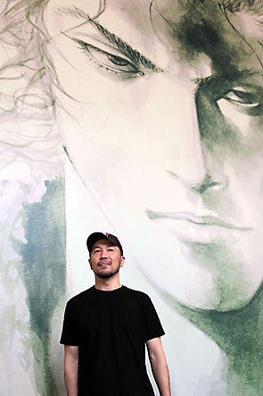 inoue takehiko 井上雄彦 | manga artist | マンガ、バカボンド、重版