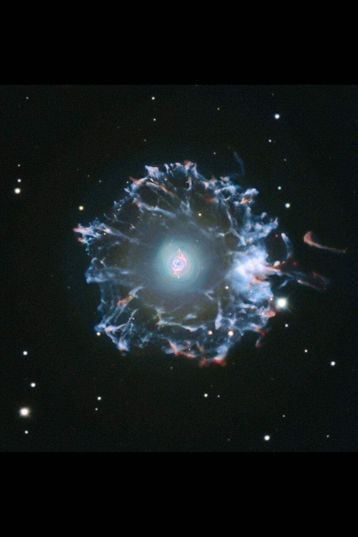 Cat S Eye Nebula Ngc 6543 Space And Astronomy Nebula Planetary Nebula