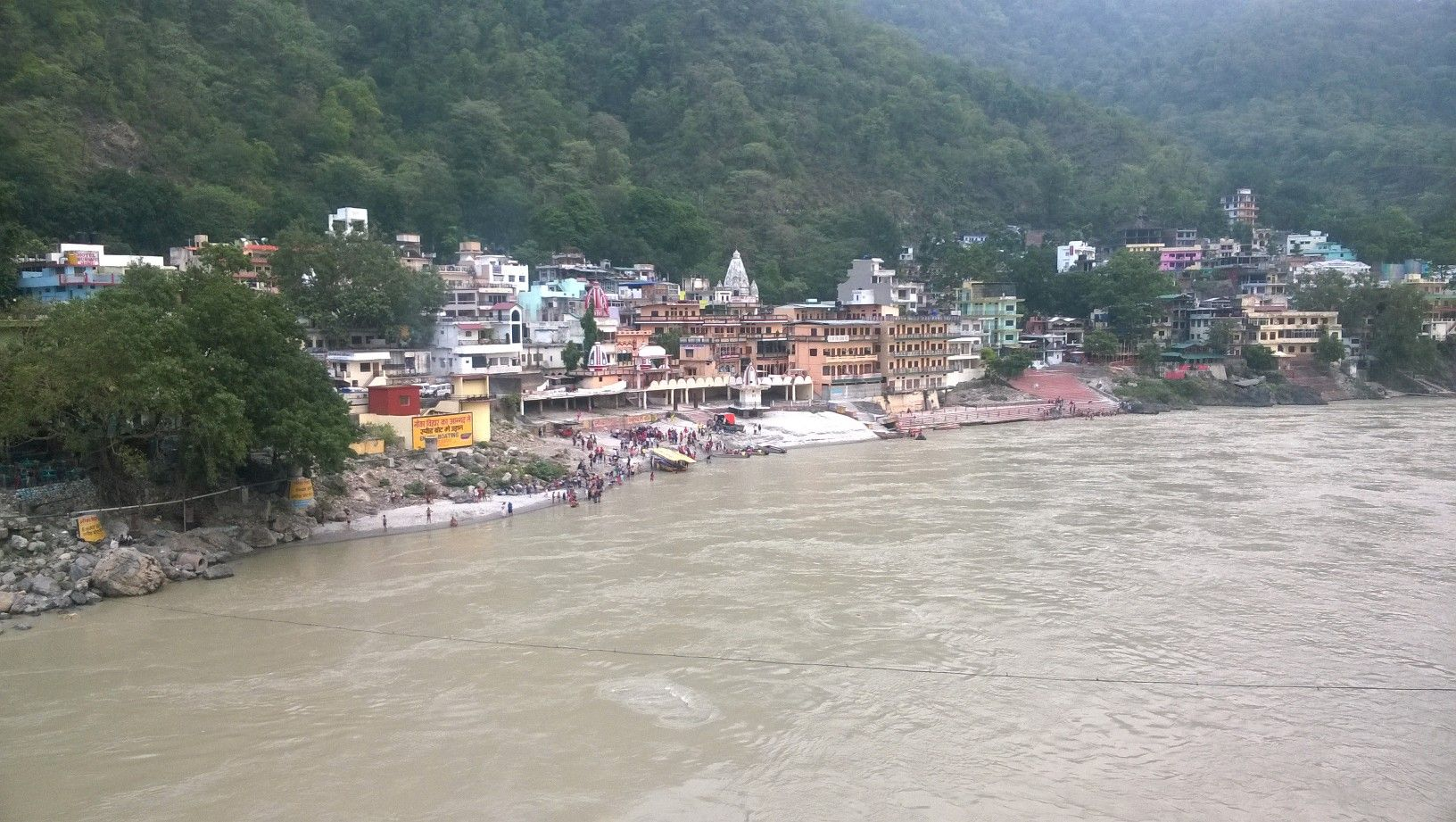 Few hours in Rishikesh, Thrilled #trips #Day #Japan #tripoto #travel