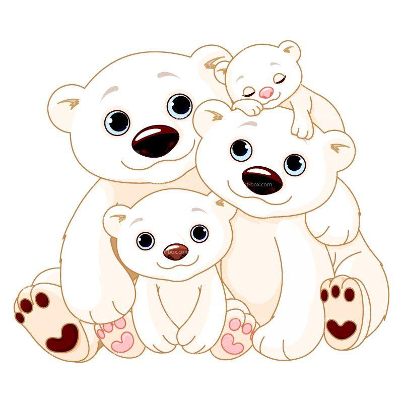 Resultado de imagen para familia osos tatuaje | tattoo ideas ...