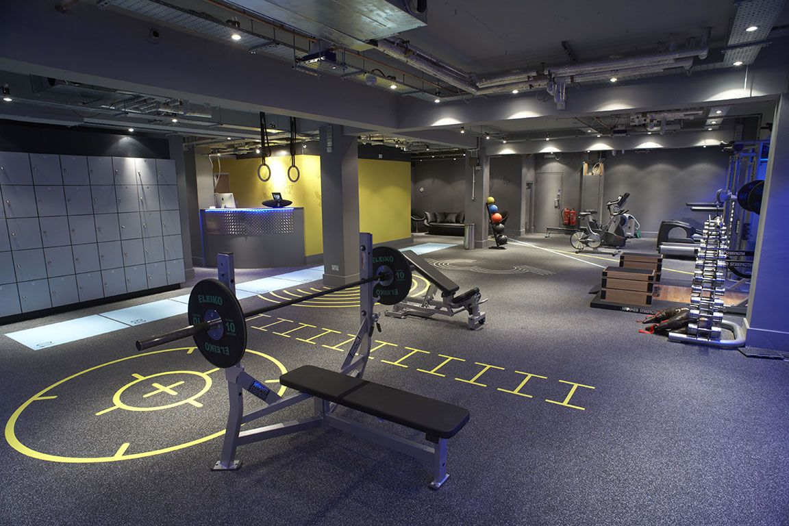 Six3nine Personal Training Practice In Central London Covent Garden Gym Interior Dream Home Gym Best Home Gym