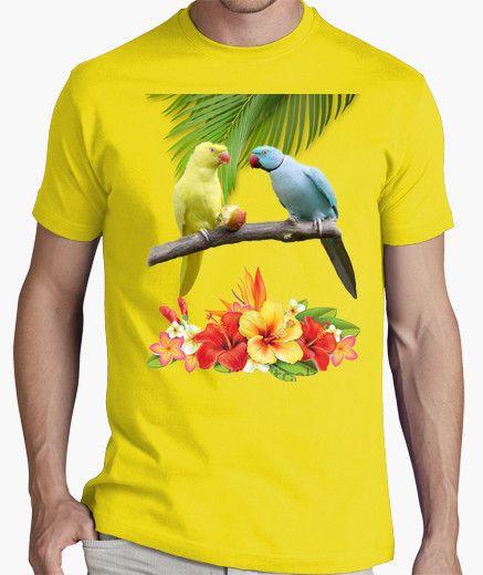 T-shirt PAPPAGALLI