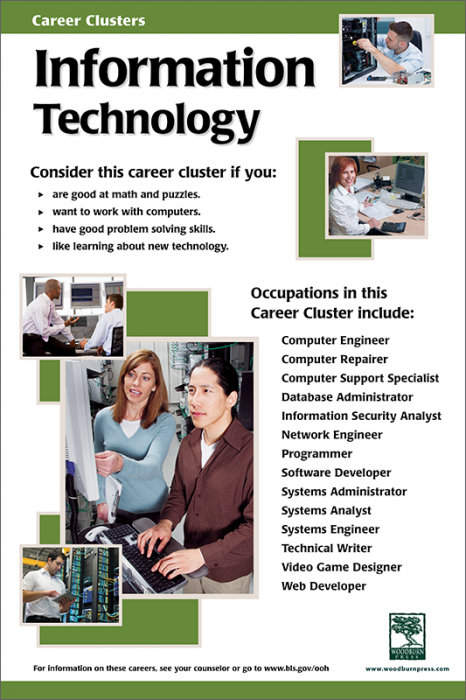 Information Technology Poster Do You Have Any Students Who Love Working With Computers Information Technology Humor Information Technology Technology Posters