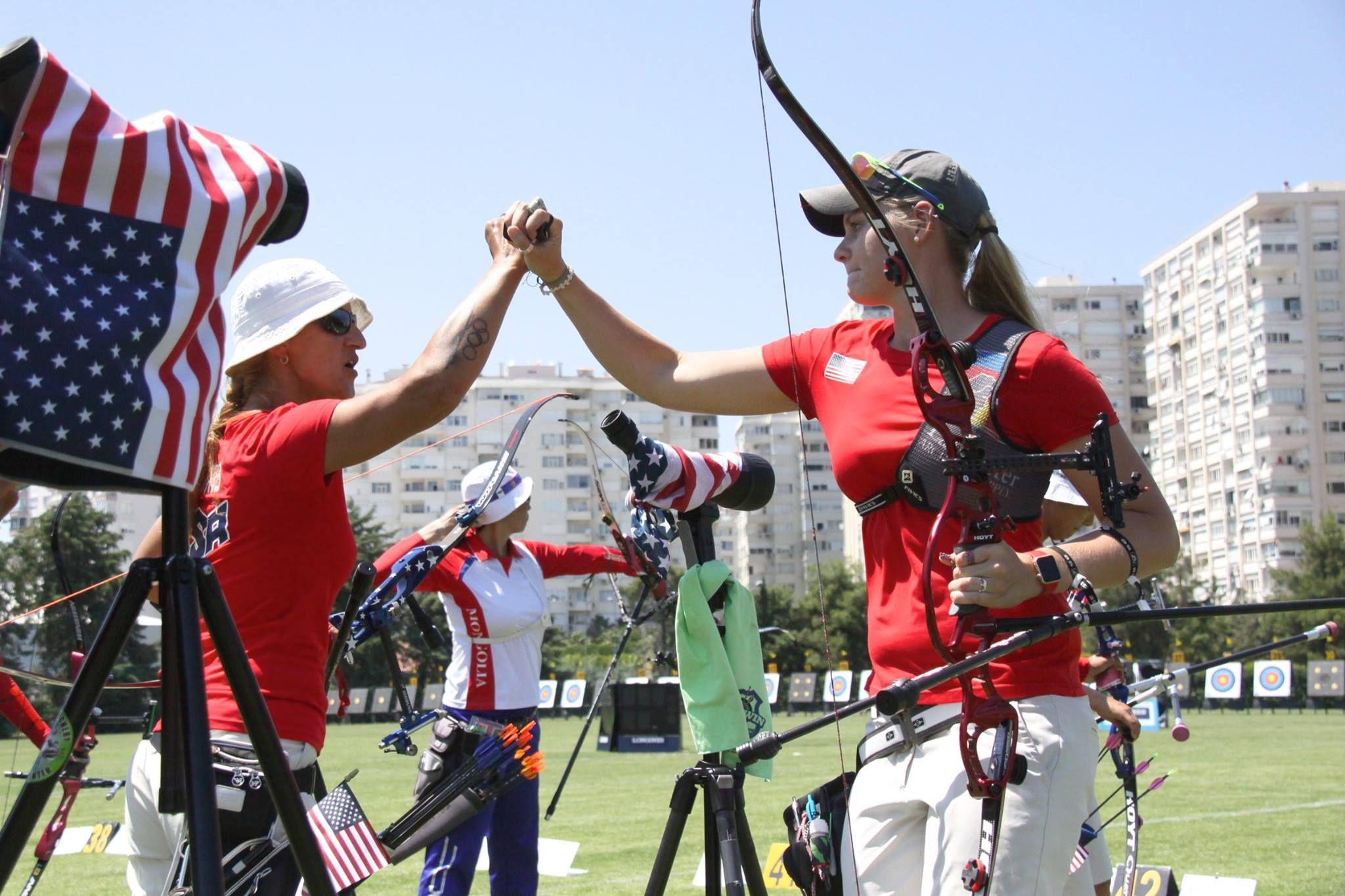 Pin by MARK WHARTON on Archers   Olympic archery, Archery