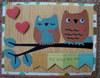 Cricut valentine anniversary card my creations cricut