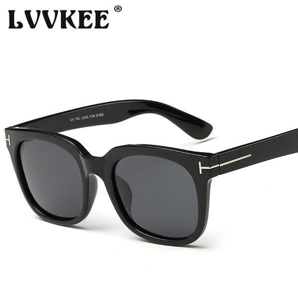 FuzWeb Hot sale Tom er Polarized Sunglasses Mens Womens TF UV400 Oculos  masculino Male TR90 f8e46ae02311