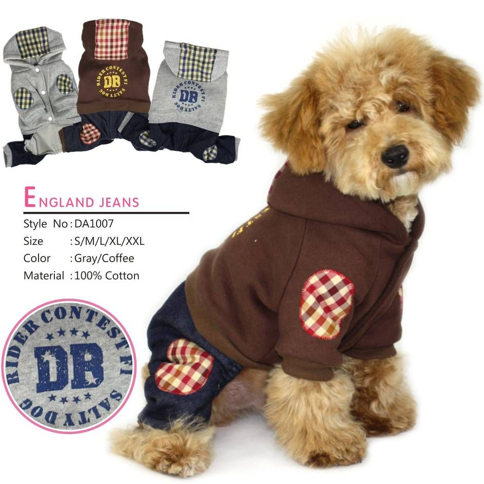 Image detail for -Pet Jeans---Dog Clothing (DA1007), Sell Pet Jeans---Dog Clothing ...