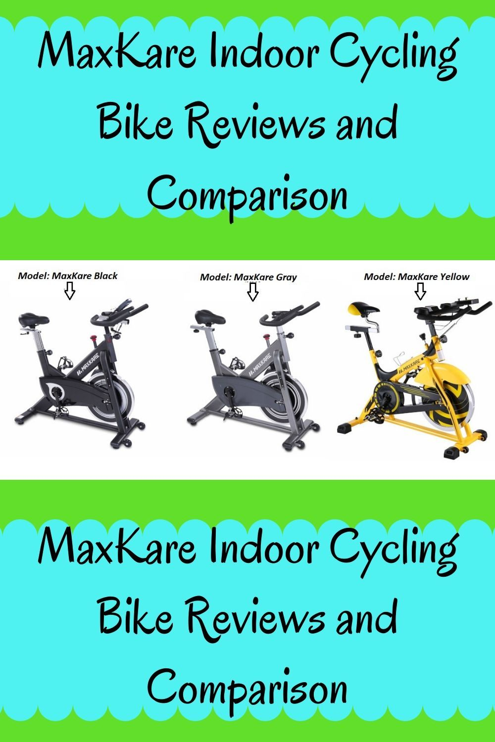 Maxkare Indoor Cycling Bike Reviews And Comparison In 2020