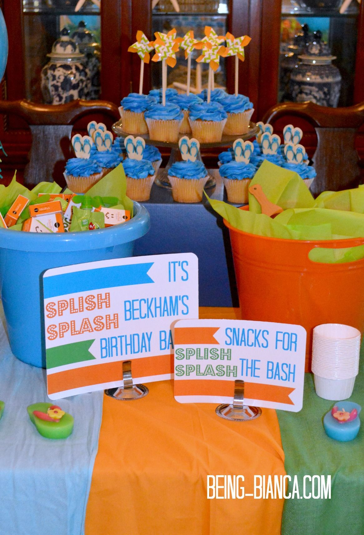 Pool Party Snack Ideas 6th birthday pool party five heart home Pool Party Ideas With A Plan B The Not So Splish Splash Birthday Bash