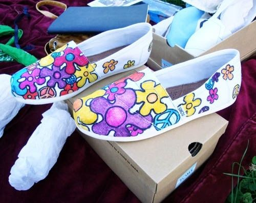 Womens Toms Shoes Stripe are hand-made,fadeless.$18.95