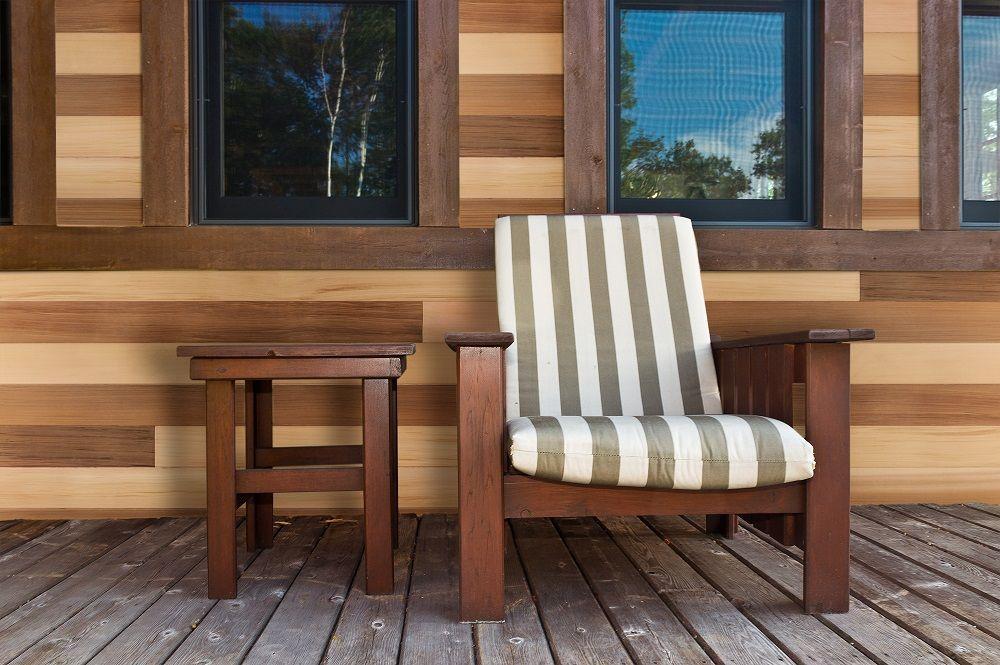 A Quick Guide To Sealing Cedar Siding Tiny House Exterior Engineered Wood Siding Wood Siding