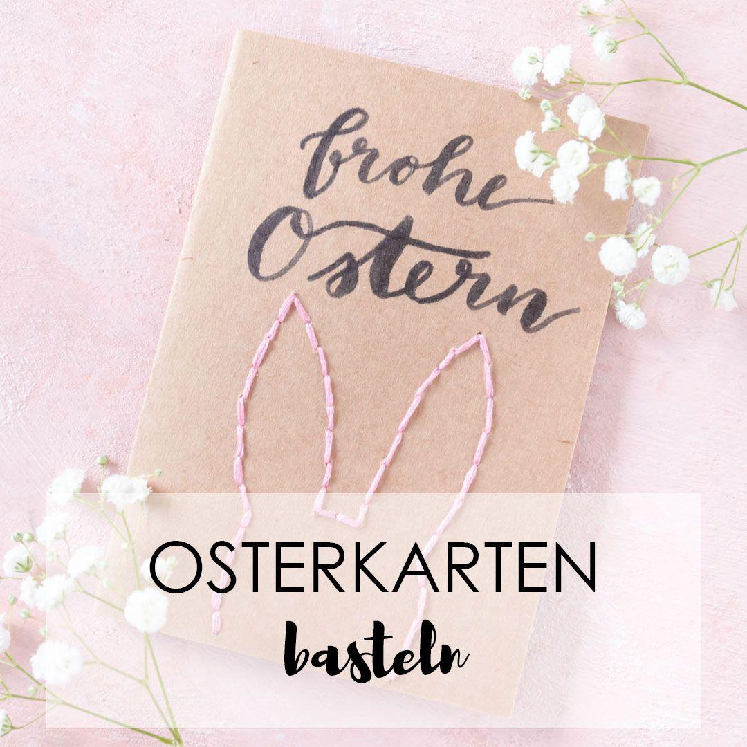 Make Easter cards