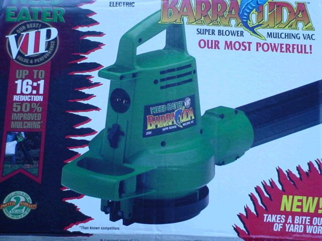 Rent a leaf blower to clean up your yard!