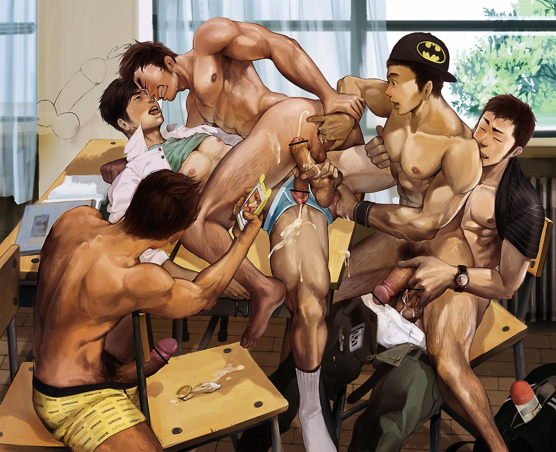 Porno gay mangas love