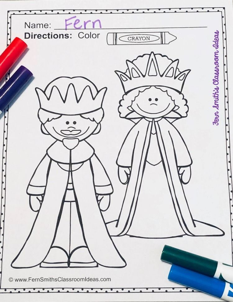Fairy Tales Coloring Pages 42 Pages Of Fairy Tale Fun Fern Smith S Classroom Ideas Coloring Pages Coloring Books