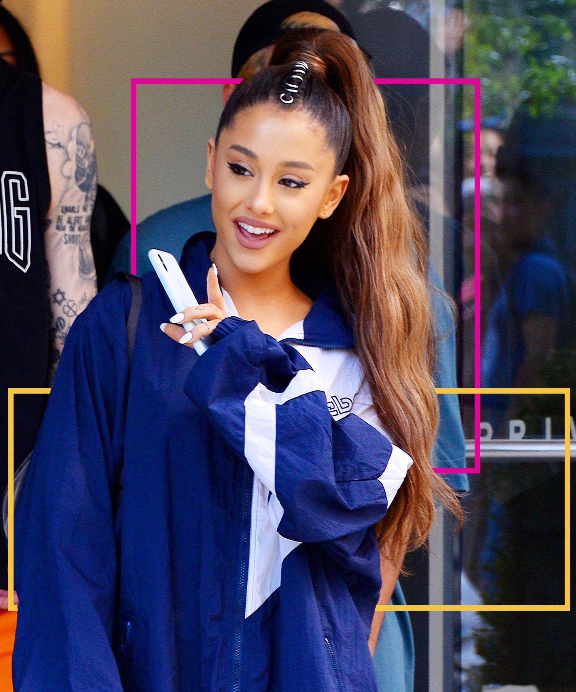 Pin On The Fashion Evolution Of Ariana Grande