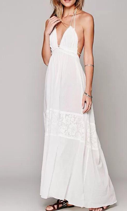 ed0b8a7828 BALI DREAM MAXI DRESS in WHITE | Dresses | Women Clothes | KOOGAL ...