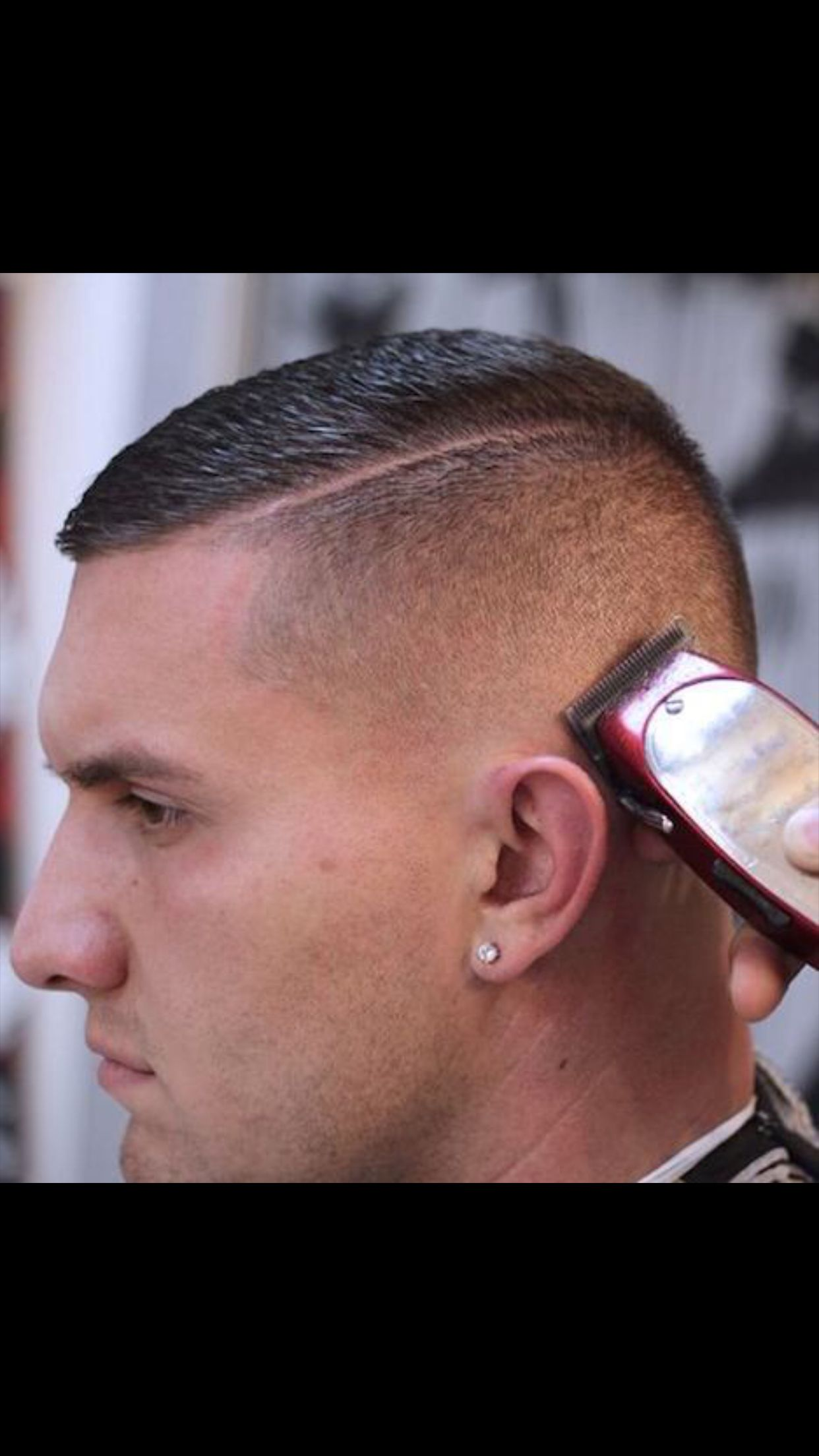 For The Hubby Military Haircut Army Haircut Haircuts For Men