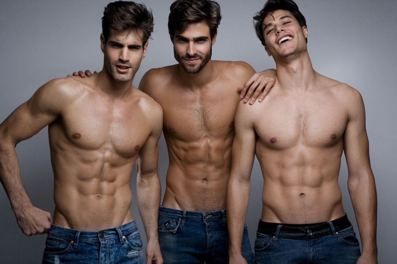 Hot gay spanish men