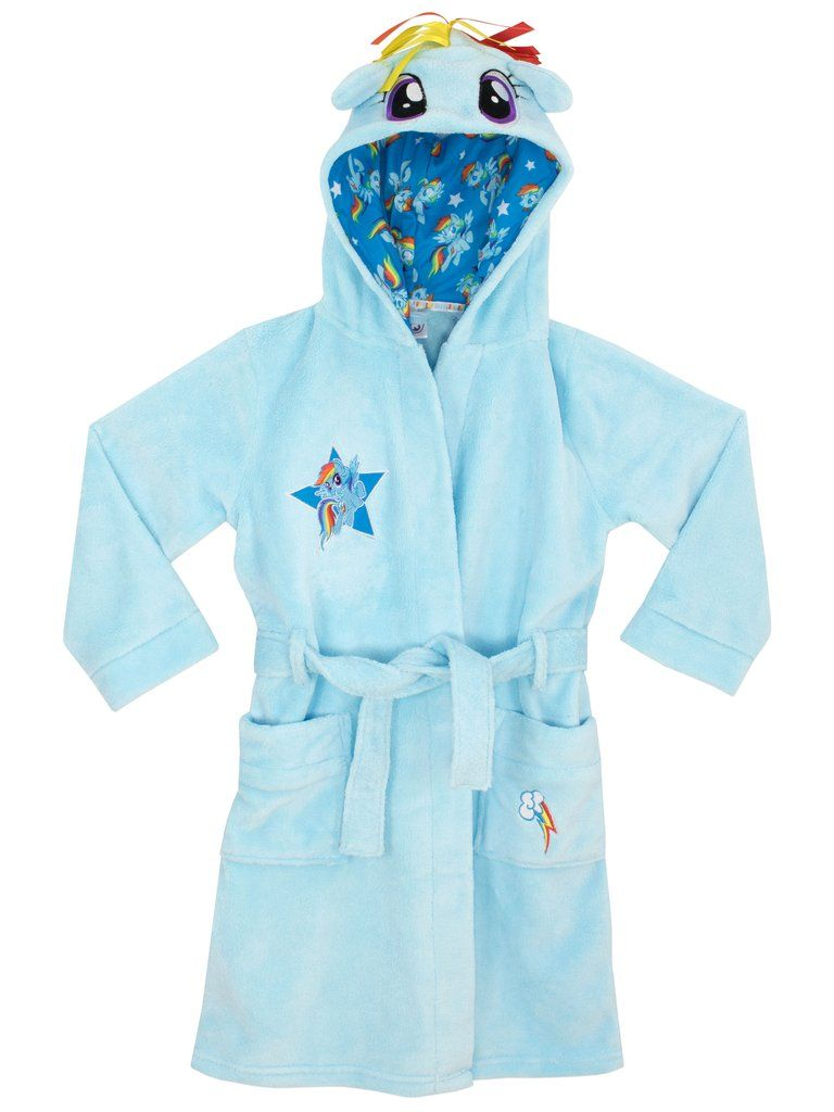 My Little Pony Dressing Gown | Work | Pinterest