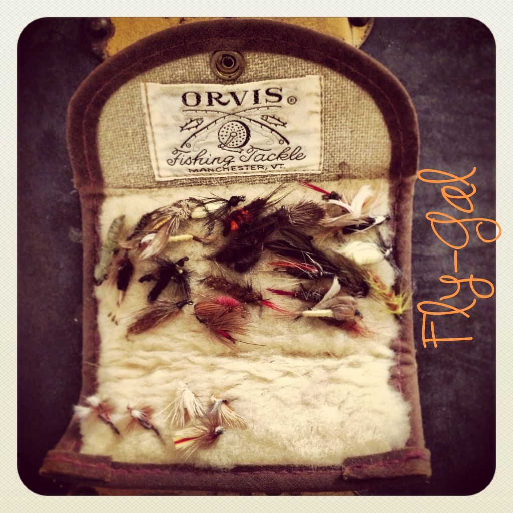 My flies dad had been collecting and using these for over for What is considered antique