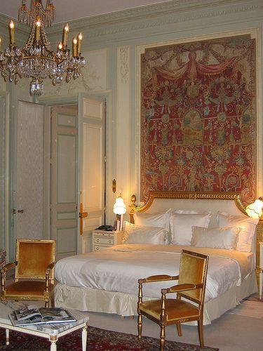 The Hotel Ritz Paris Einrichtung Luxusschlafzimmer