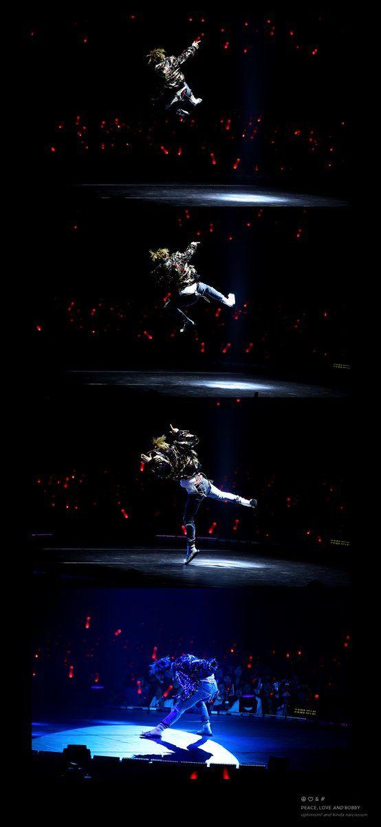 """피스러브앤드바비 on Twitter: """"flying bunny ver.2 🐰🐰 #iKON #바비 #BOBBY https://t.co/eUTzUPUuN6"""""""