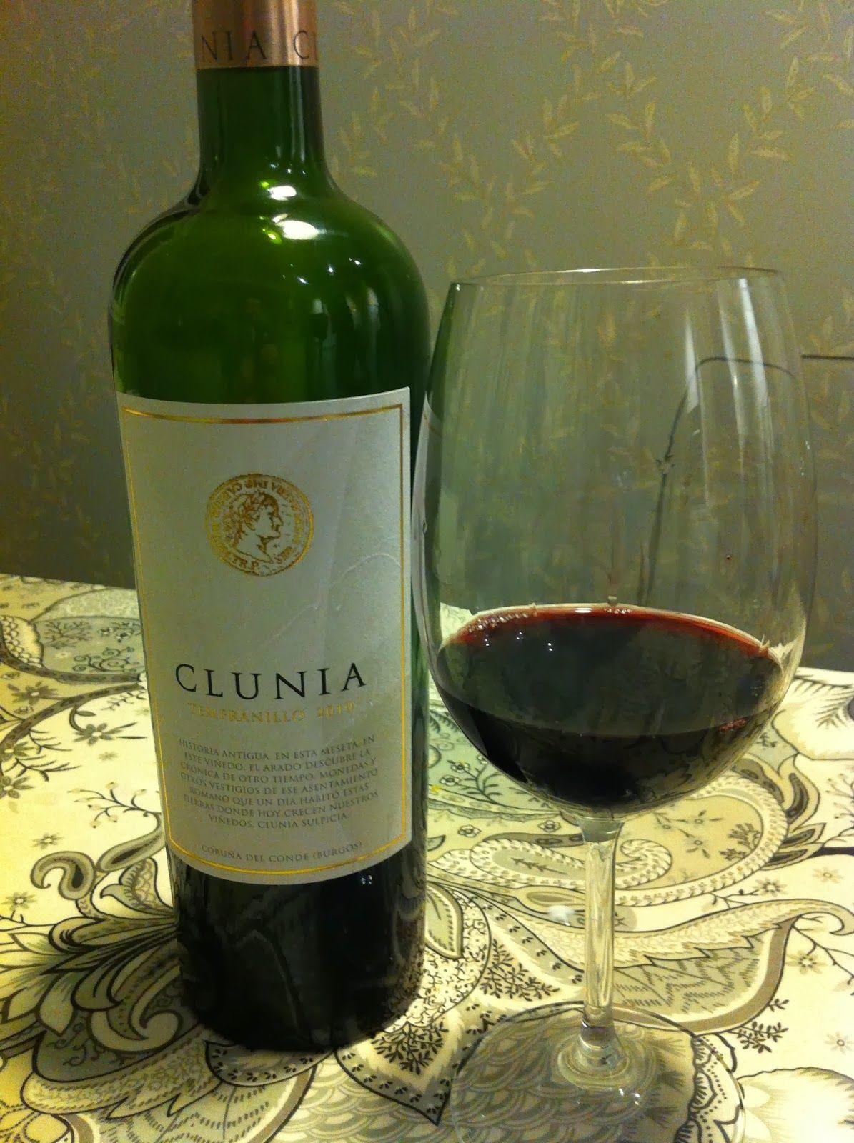 Mi Blog de Vinos: Clunia Tempranillo 2010
