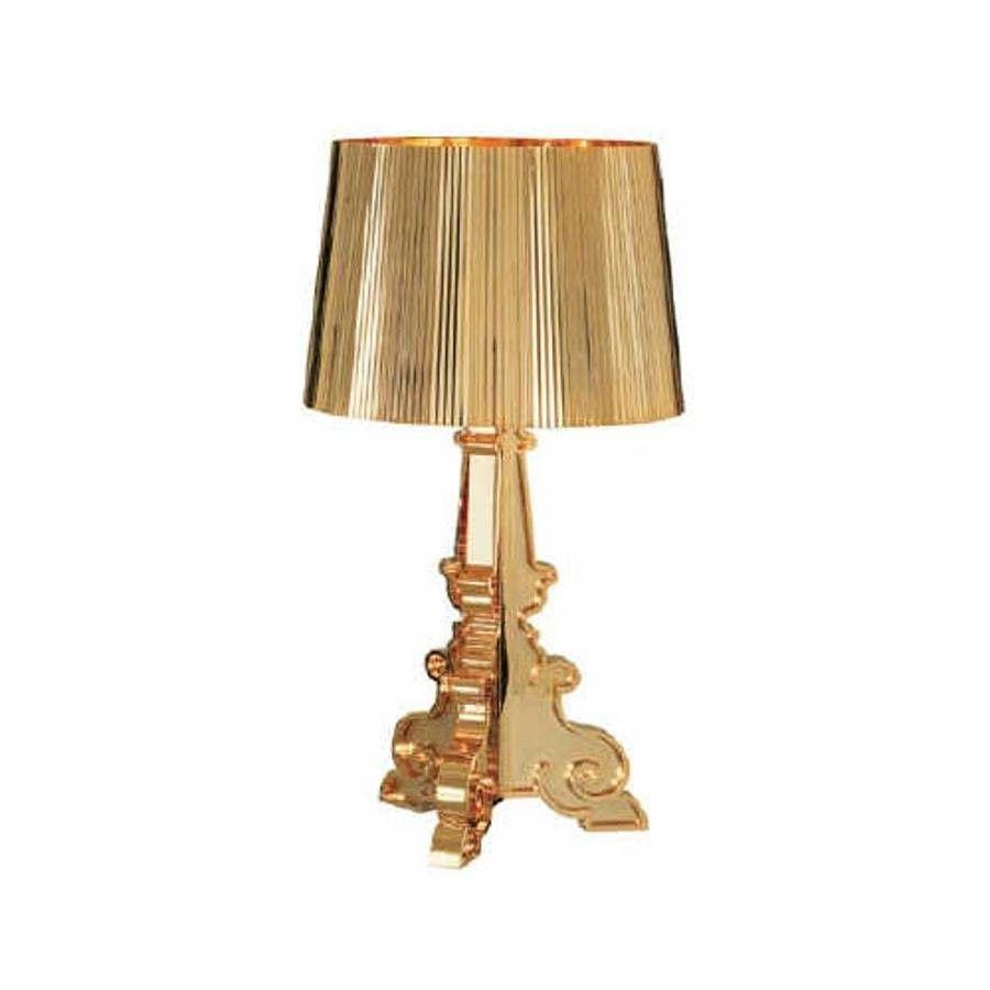 Kartell lampada Bourgie colore oro | Tafellamp, Koperen