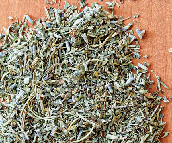 Herbes De Provence Recipe How To Dry Basil Dried Marjoram Herbs