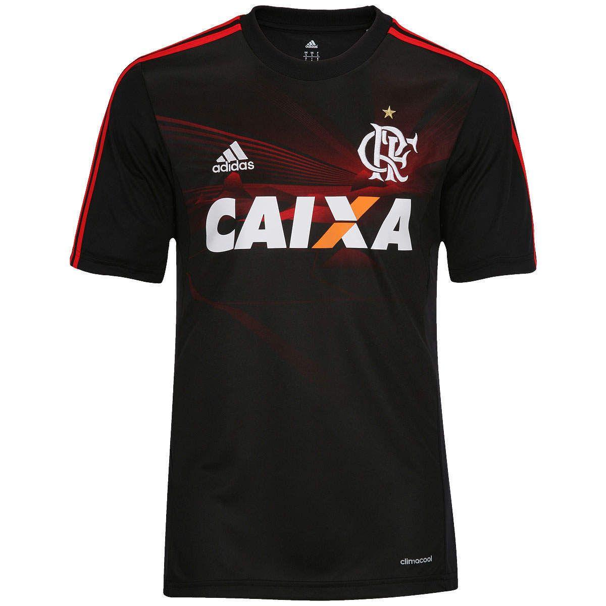 Camisa do Flamengo III 2013 s nº adidas  e3f595d7f7c08