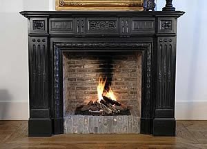Pin By Kris Lebo On Fireplace Mantles Pinterest Old Fireplace