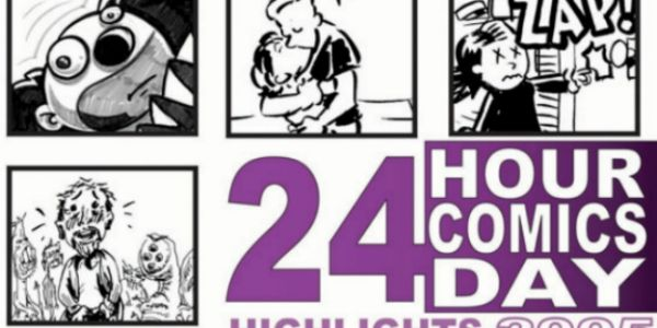 Gertler Reflects on the 10th Anniversary of 24 Hour Comics Day - The cartoonist/publisher discusses the origins of the annual event, passing the torch to ComicsPRO and why the concept still holds his interest.