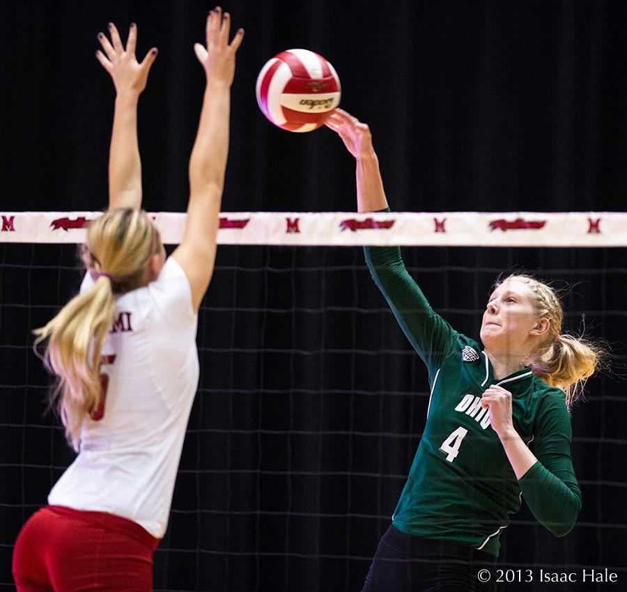 Pin By Ashlyn Webb On Ohio University Volleyball Ohio University University Of Miami Ohio Bobcats