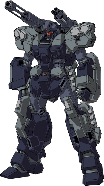 The rgm 96x jesta cannon is an earth federation mobile suit from the novel and ova mobile suit - Cannon bullock wallpaper ...