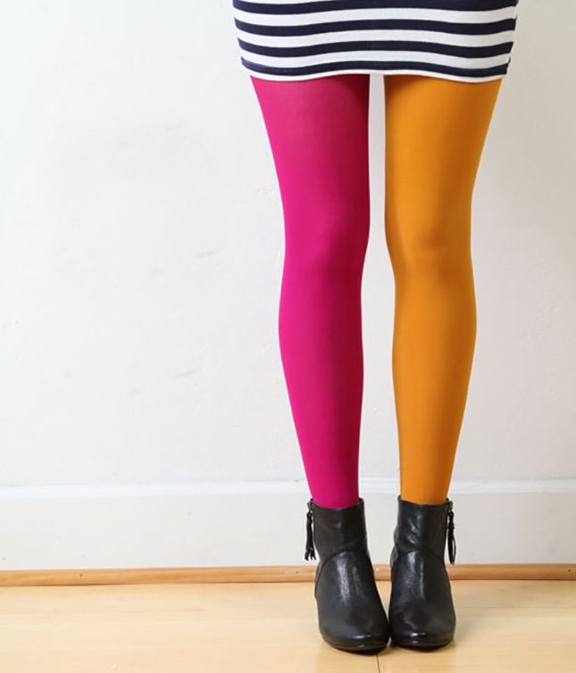21 Ways to Amp Up Your Tights | Brit + Co
