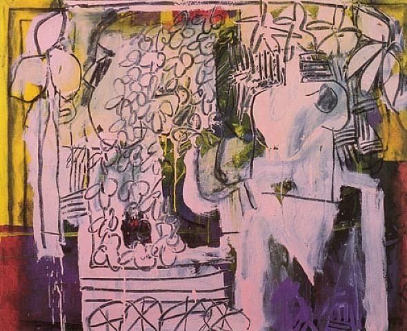 Joe Stefanelli Pink Variety Eclectic Art Art Inspiration Abstract