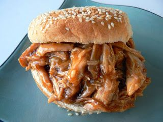 MIH Product Reviews & Giveaways: Shredded BBQ Pork in a Crock-Pot
